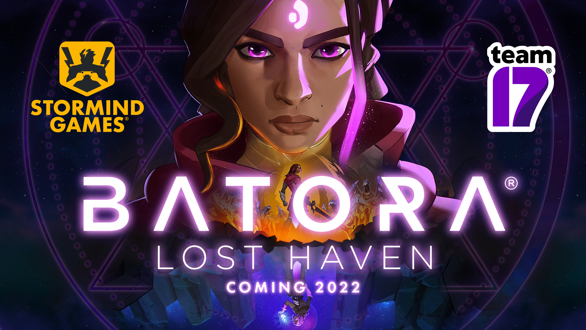 We joined forces with Team17 to bring Batora: Lost Haven to PC and consoles in 2022